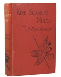 King Solomon's Mines First Edition