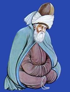 The poet Rumi