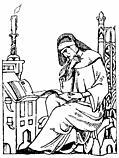 Mediaeval Bookworm....