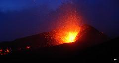 Volcanic Eruption Iceland April 2010
