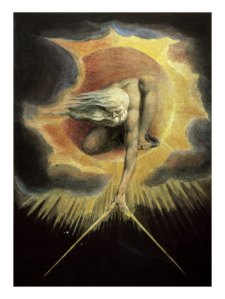 "William Blake ""Ancient of Days"""