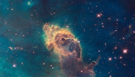 New Hubble Image: Carina Nebula