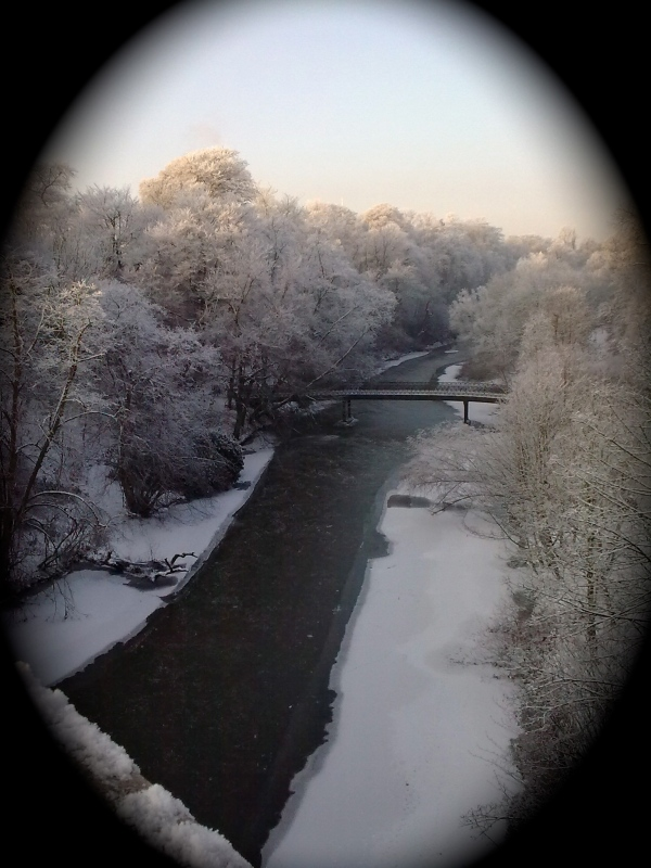 River Kelvin Dec 2010