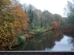Autumn, River Kelvin, Glasgow
