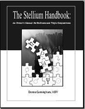 The Stellium Handbook by Donna Cunningham