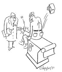 Constructive engagement with doctor....
