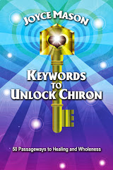 Keywords to Unlock Chiron by Joyce Mason