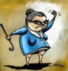 Aunt Elner 1