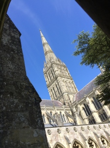 Salisbury Cathedral Spire