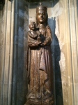 Black Madonna, Salisbury UK