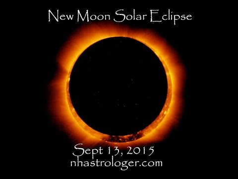 New Moon Solar Eclipse