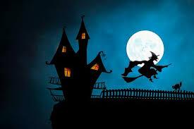 Hallowe'en Flypast
