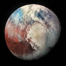 Pluto: small but mighty