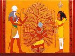 Tree of Life, Ancient Egyptian style