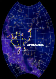 Ophiuchus: the constellation