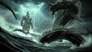 Tiamat Vs Marduk.